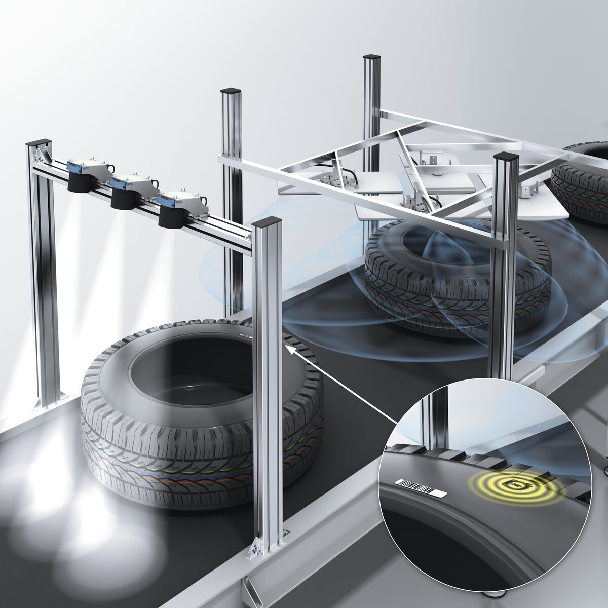 tire manufacturing, Cutting-Edge Track and Trace Technology for Tire Production