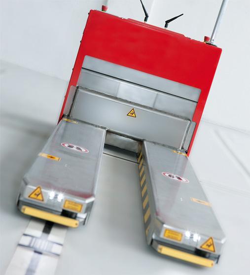 , Modular and mobile AGVs provide maximum flexibility