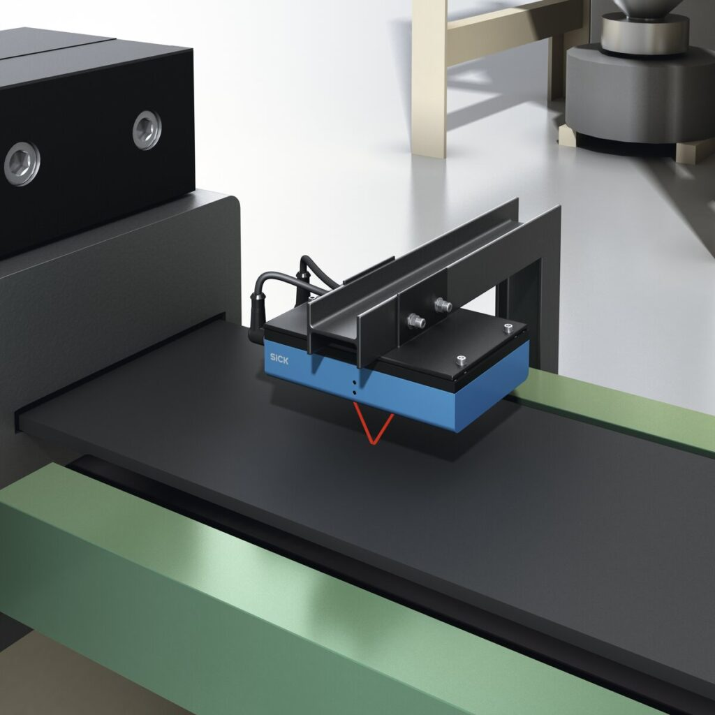 speetec, Capture Motion Without Contact with SICK's New Laser Surface Velocimeter