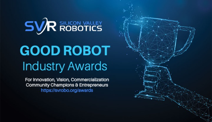 good robot industry awards, Silicon Valley Robotics Honors SICK with Two Awards for Robotics