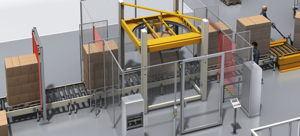 packaging and pallet handling, Five Applications for Intelligent Sensors in the Retail Industry – Part 5