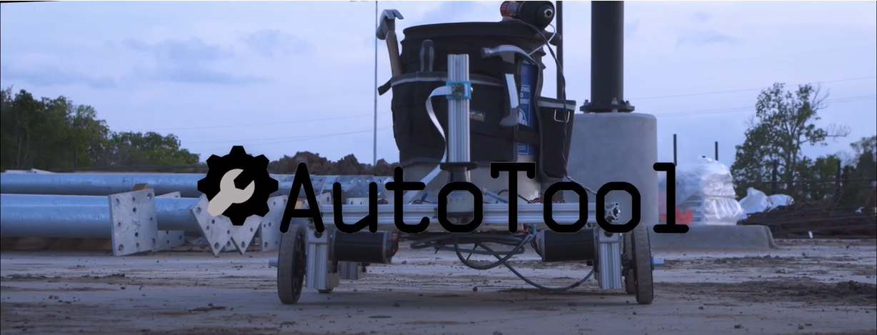 automated robotic tool carrier, University Students Solve Big Problems with SICK LiDAR